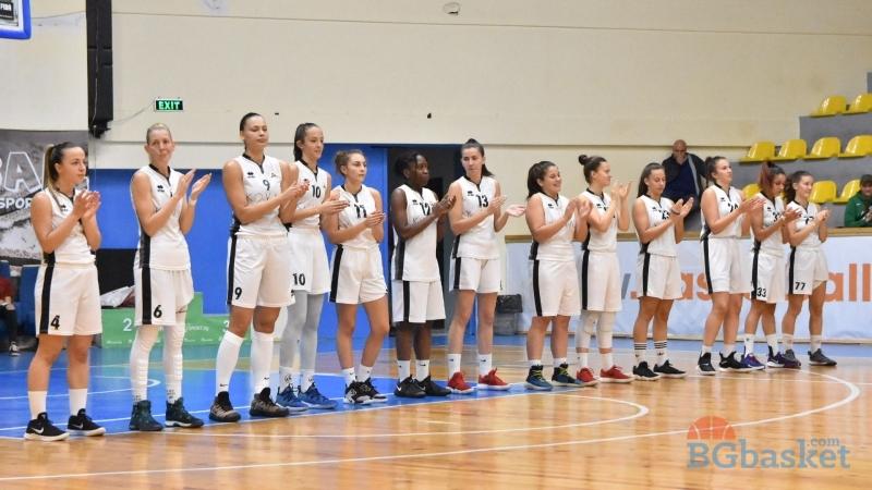 Женският отбор на Славия откри сезона